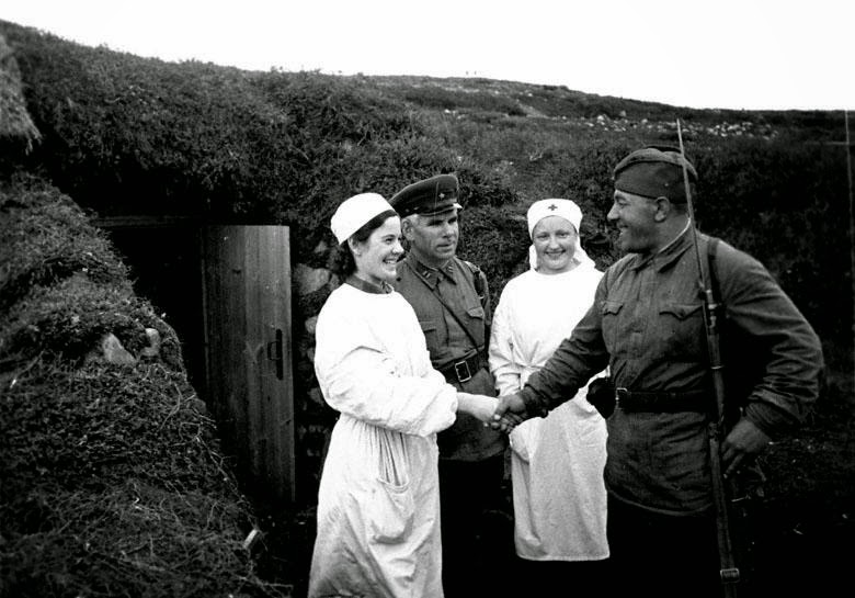 THE FEATS OF DOCTORS DURING THE GREAT PATRIOTIC WAR (WORLD